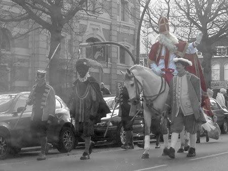 Sinterklaas - Foto: Patrick Rasenberg, Creative Commons licentie