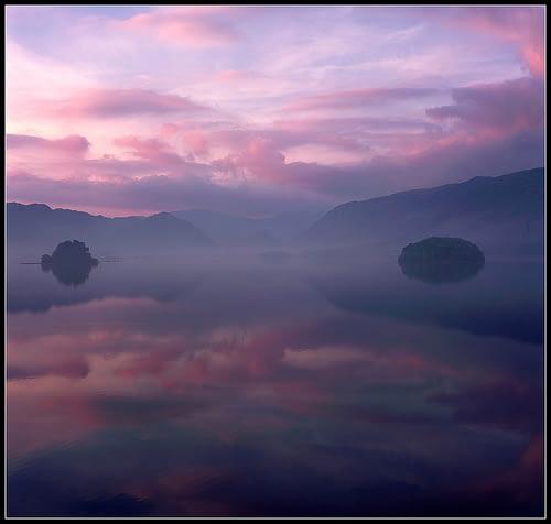 Borrowdale in Pink - Foto: Tim Haynes - Creative Commons License