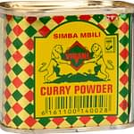 Simba Mbili Curry poeder