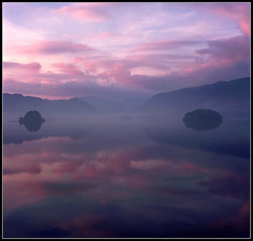 Borrowdale in Pink - Foto: Tim Haynes - Creative Commons License