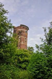 wachttoren van het kasteel