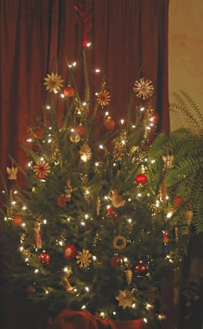 Kerstboom - Foto: AnneTanne - Creative Commons License