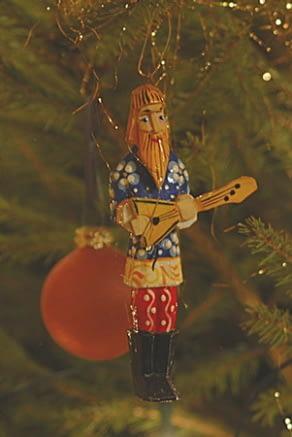 Kerstboomversiering - Foto: AnneTanne. Creative Commons License